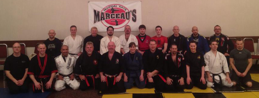 Martial Arts Warrior Weekend II – North Bay, Ontario