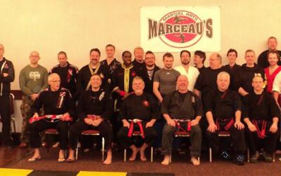 Datu Tim and PG Mason teach at Warrior Weekend 3