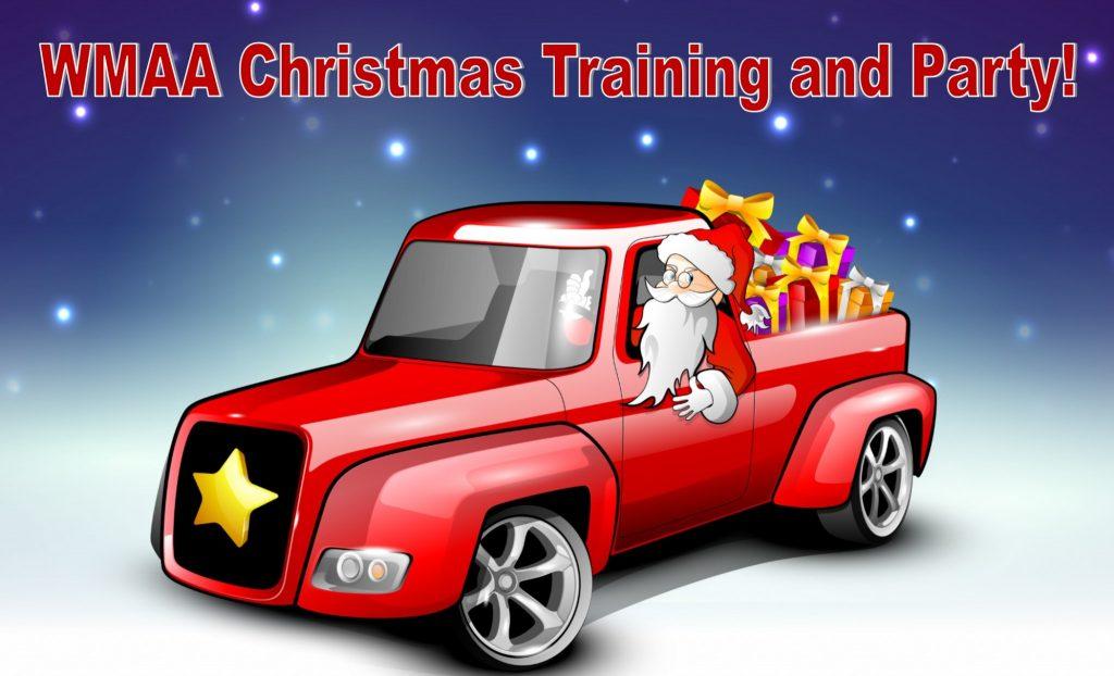 WMAA Christmas Training & Party @ Horizon Martial Arts | West Seneca | New York | United States