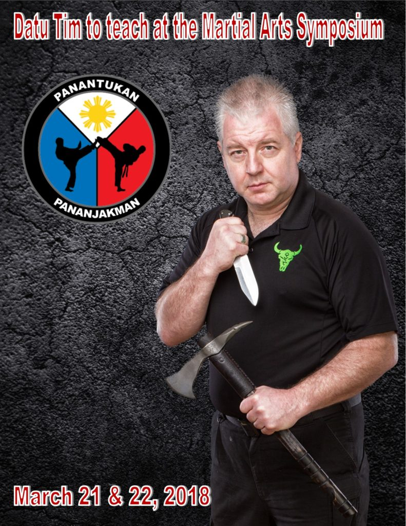 Datu Hartman to teach at the Martial Arts Symposium @ Manchester | New Hampshire | United States
