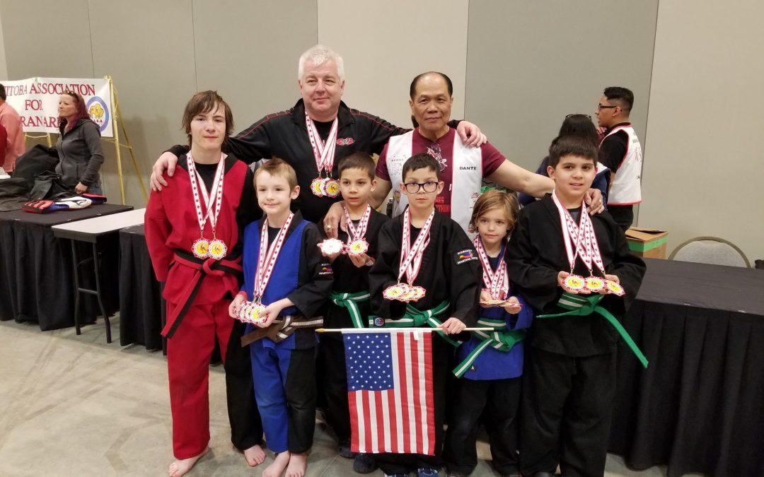 6th World Sikaran Championships
