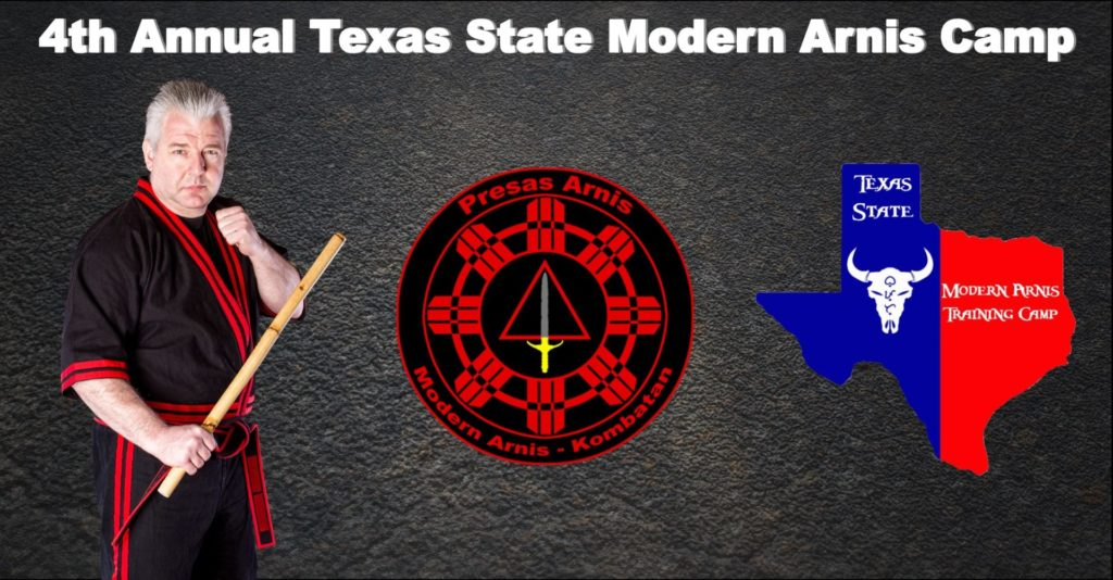 4th Annual Texas State Modern Arnis Camp @ CrossFit 190