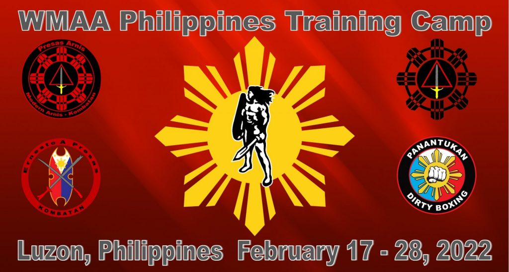 WMAA Philippines Training Camp
