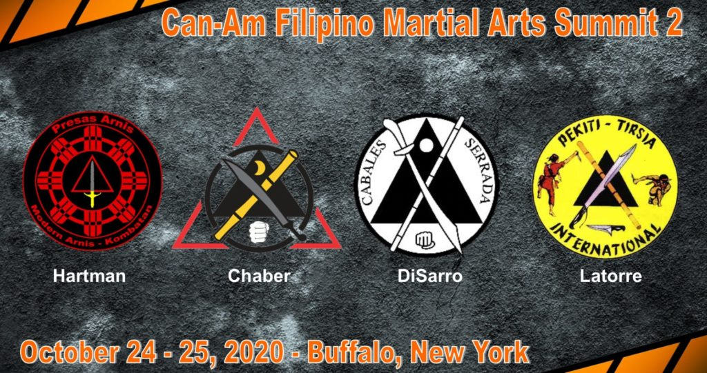Can Am Filipino Martial Arts Summit 2 @ Horizon Martial Arts