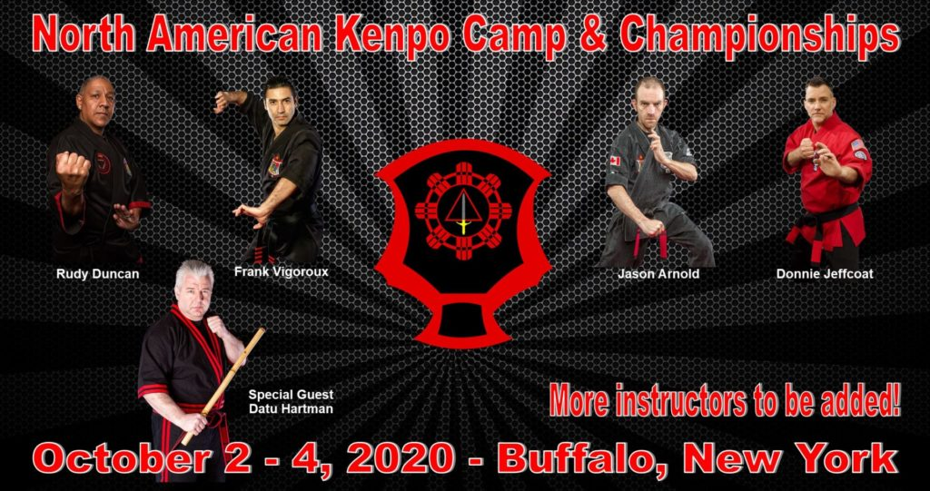North American Kenpo Camp & Championships @ Horizon Martial Arts