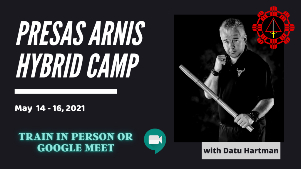 World Modern Arnis 2021 Hybrid Spring Camp @ Horizon Martial Arts
