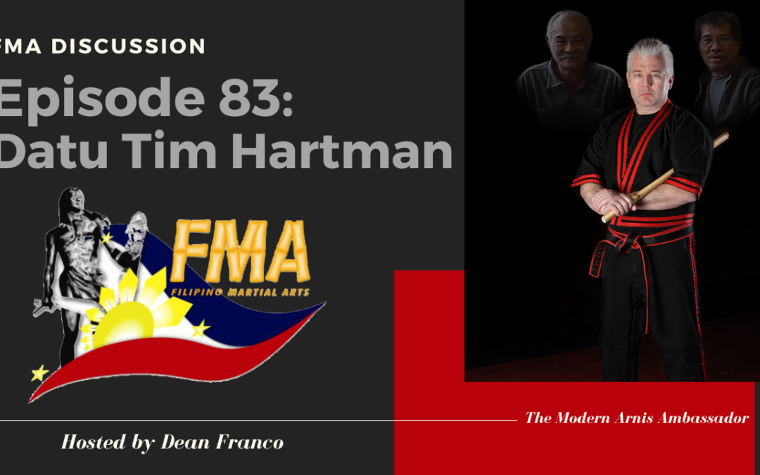 Datu Hartman on FMA Discussion