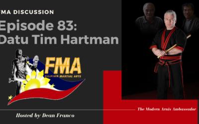 Datu Hartman on FMA Discussion