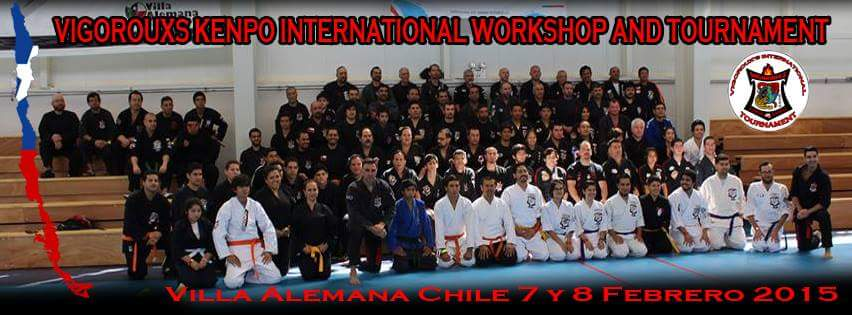 2015 Trip to Chile
